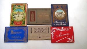 Volumetti contenenti foto d'epoca. In blocco Euro 100,00 Per altre informazioni telefonare al n. 055 2340905